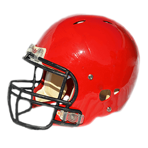 Used Football Equipment - Helmets